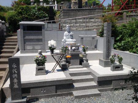 永代供養 聖観音菩薩坐像
